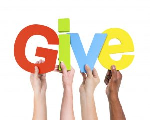 Learn more about PTG's charitable giving this year.