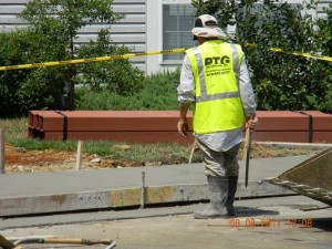 Concrete Contractor in Baltimore