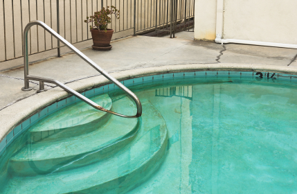 Pool Deck Repair Maryland