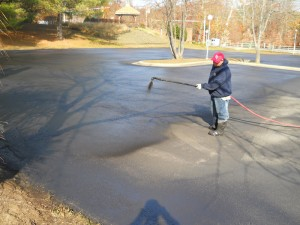 asphalt pavement maintenance