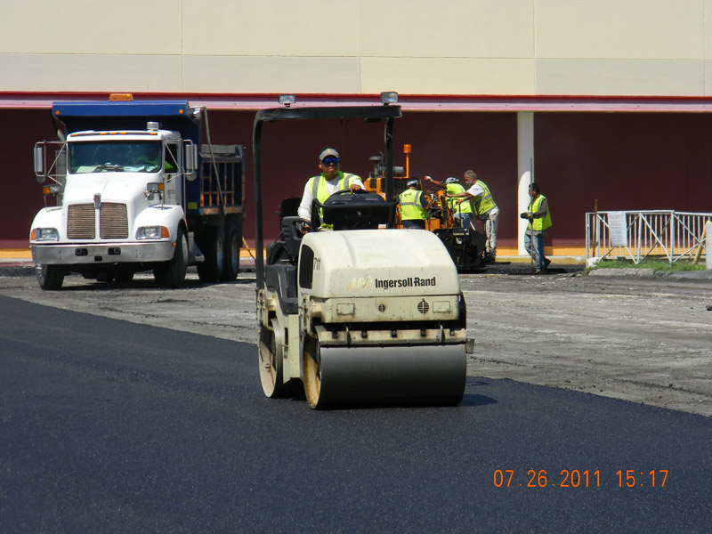 Pavement Contractor Baltimore