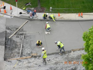 Ever wonder what it is that makes quality concrete?