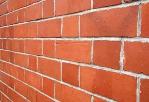 tuckpointing brick wall