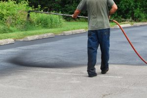 pavement maintenance checklist sealcoating